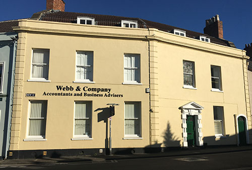 Webb & Co Ltd - local accountants in Wells, Somerset